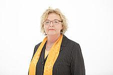 Ein Porträtfoto von Susanne Tatje