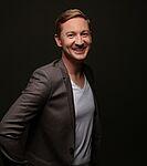 Ein Porträtfoto von Andreas Korn