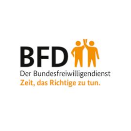Logo des Bundesfreiwilligendienstes