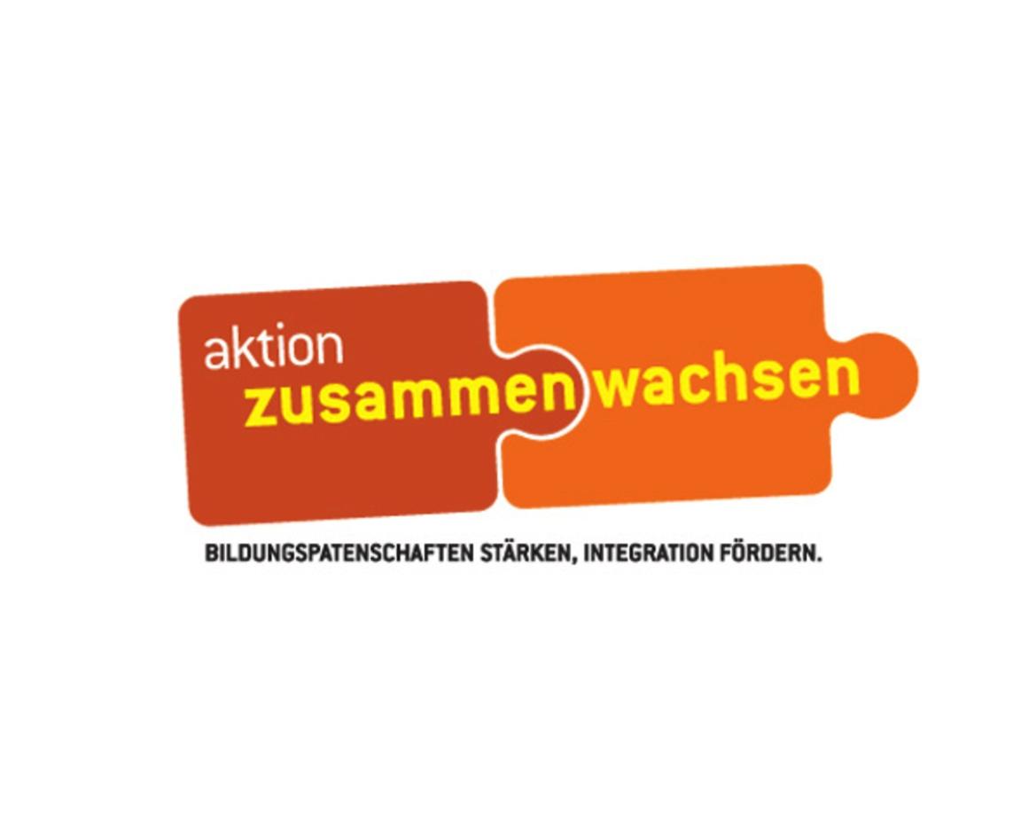 Logo von Aktion zusammen wachsen