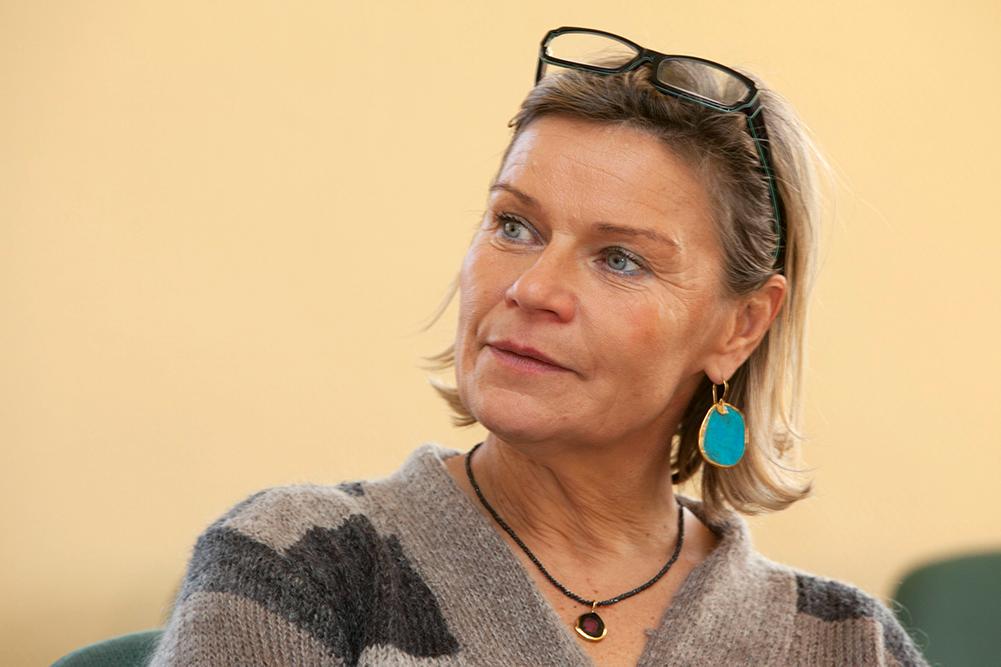 Porträtfoto von Dr. Heike Kahl