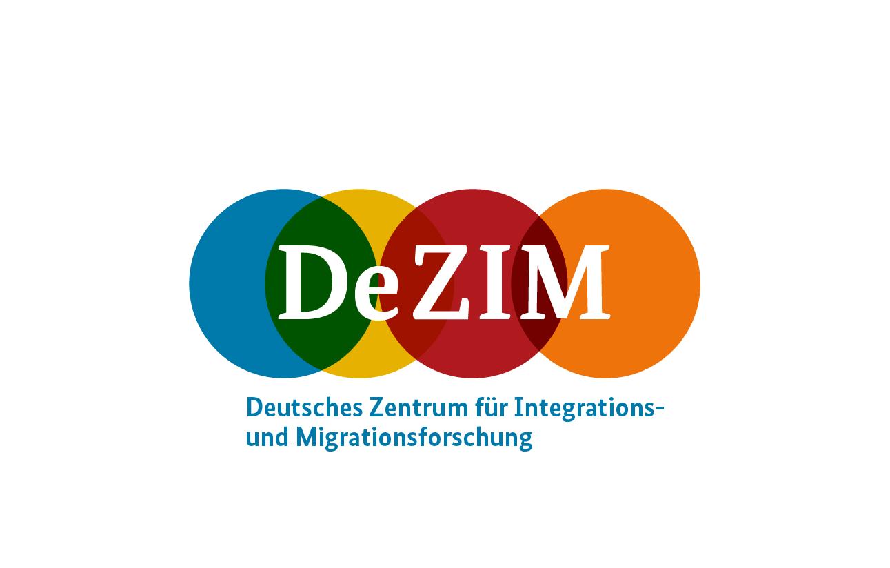 Logo des Deutschen Zentrums für Integrations- und Migrationsforschung.
