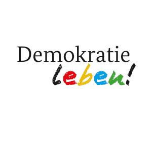 Logo von Demokratie Leben