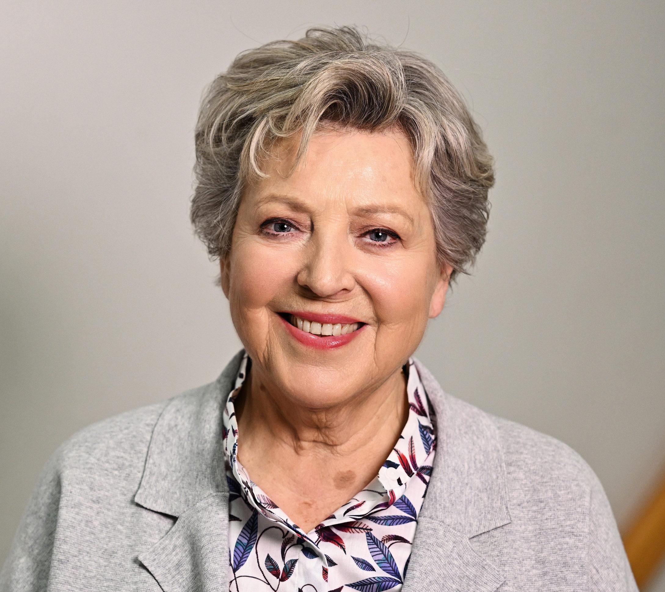 Porträtfoto von Marie-Luise Marjan.